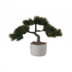 Bonsai Pinus Mugo Artificial – Deko Green And Grey - Asa Selection
