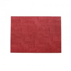 Mantel Individual Rojo - Meli-Melo - Asa Selection
