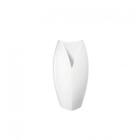 Florero 20cm Blanco - Marabu Blanco Brilliante - Asa Selection ASA SELECTION ASA83012005