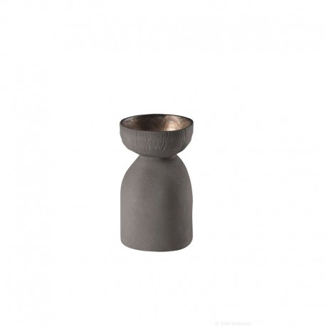 Candelabro 10cm Ferro - Minuit Negro - Asa Selection ASA SELECTION ASA85102426