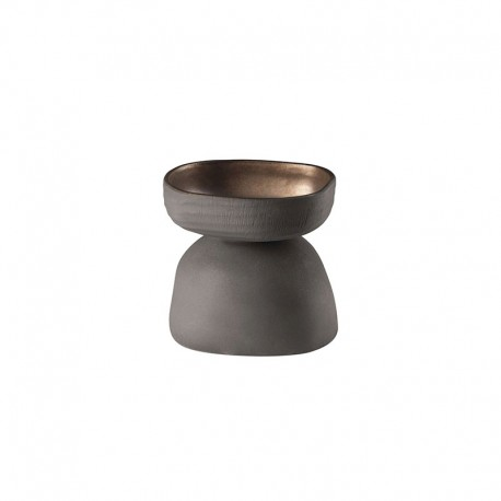 Florero Ø12cm Ferro – Minuit Negro - Asa Selection ASA SELECTION ASA85001426