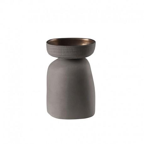 Florero Ø11,8cm Ferro – Minuit Negro - Asa Selection ASA SELECTION ASA85012426