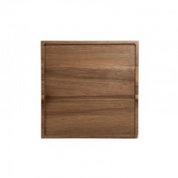 Square Tray 25cm – Wood Brown - Asa Selection ASA SELECTION ASA93801970