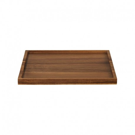 Bandeja Rectangular 32,5cm – Wood Marrón - Asa Selection ASA SELECTION ASA93805970