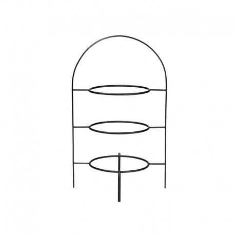Etagere de 3 Niveles 49cm Negro - A Table - Asa Selection ASA SELECTION ASA99305950