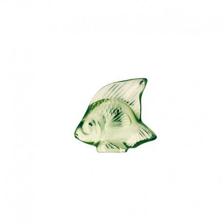 Escultura Pez en Verde Claro - Lalique LALIQUE LQ3001100