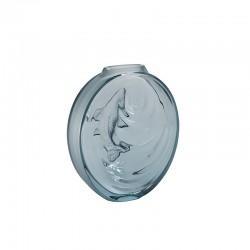 Jarra de Cristal Azul Persépolis - Carpe Koi - Lalique LALIQUE LQ10671500