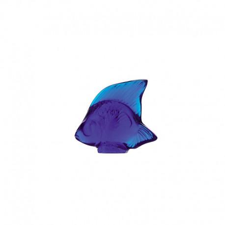 Escultura Pez en Azul Cap-Ferrat - Lalique LALIQUE LQ3002100