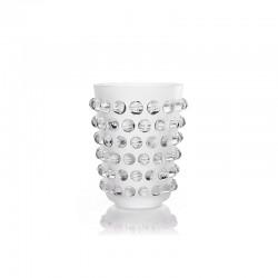 Crystal Vase Transparent - Mossi - Lalique LALIQUE LQ1220700