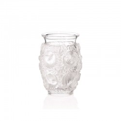 Crystal Vase Transparent – Bagatelle - Lalique