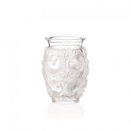 Crystal Vase Transparent – Bagatelle - Lalique LALIQUE LQ1221900