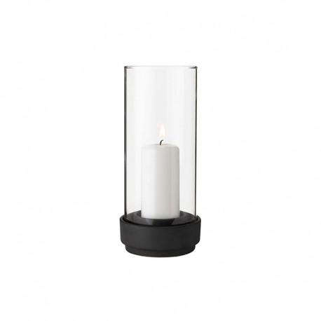 Linterna Pequeña 24,5cm – Classic Negro Y Transparente - Stelton STELTON STT495
