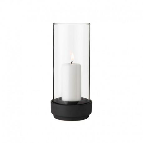 Linterna Grande 29cm – Classic Negro Y Transparente - Stelton STELTON STT496