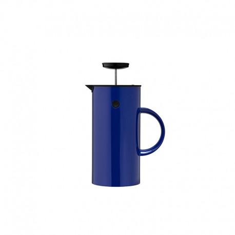 Em Press Tea Maker - 1L Ultramarine Blue - Stelton STELTON STT828
