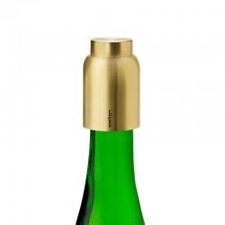 Tapón de Vacío para Botella – Collar Dorado - Stelton