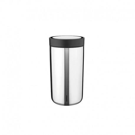 Vaso Térmico Inox 0,2lt - To Go Click - Stelton STELTON STT670