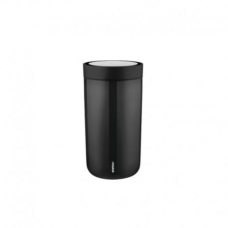 Vaso Térmico Negro - To Go Click - Stelton STELTON STT670-1