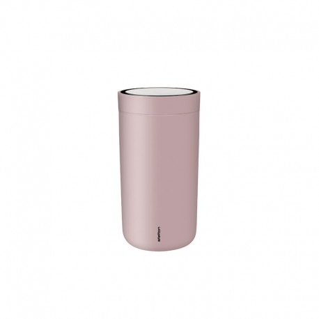 Thermal Cup Soft Lavender Inox 0,2lt - To Go Click - Stelton STELTON STT670-11