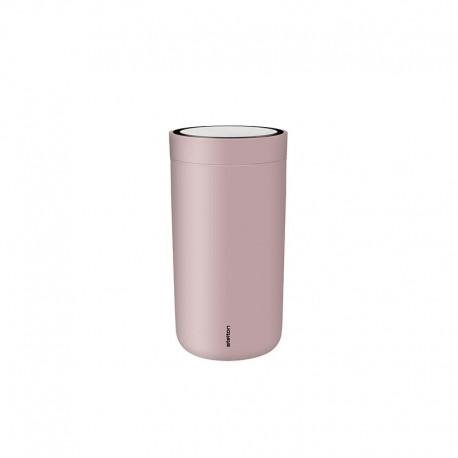 Vaso Térmico Lavanda Suave Inox 0,2lt - To Go Click - Stelton STELTON STT670-11