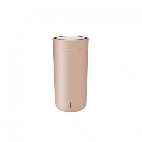 Vaso Térmico Nude Suave Inox 0,2lt - To Go Click - Stelton STELTON STT670-20