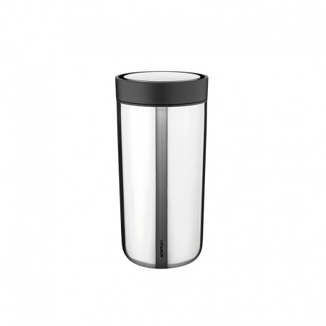 Thermal Cup inox 400ml - To Go Click - Stelton STELTON STT680