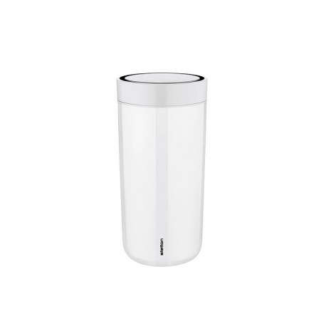 Thermal Cup Inox Chalk 400ml - To Go Click - Stelton STELTON STT680-3