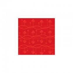 Mantel de Mesa 270cm Rojo - Tangle - Stelton