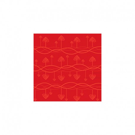 Mantel de Mesa 270cm Rojo - Tangle - Stelton STELTON STT10213