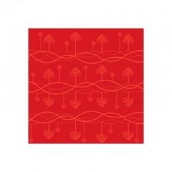 Toalha de Mesa 320cm Vermelho - Tangle - Stelton STELTON STT10214