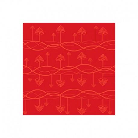 Mantel de Mesa 320cm Rojo - Tangle - Stelton STELTON STT10214