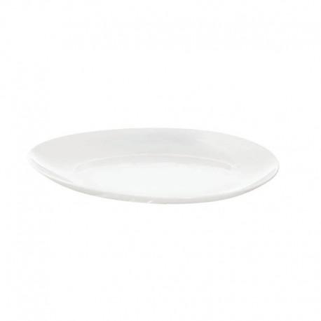Prato de Porcelana 25,9cm - Light Branco - Asa Selection ASA SELECTION ASA56025017