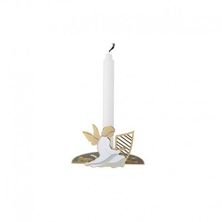 While Waiting Candle Holder Angel - Christmas - Stelton STELTON STT10503