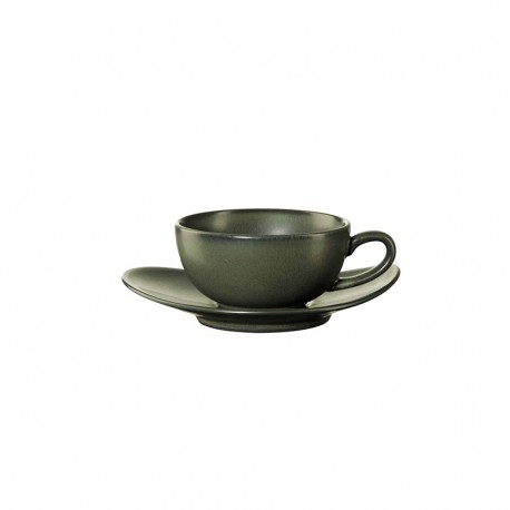 Tea Cup with Saucer Green – Cuba Verde - Asa Selection ASA SELECTION ASA1238442
