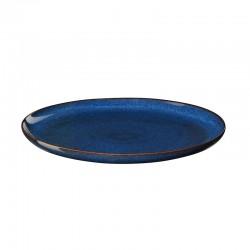 Plato Marcador Ø31cm Azul Medianoche- Saisons - Asa Selection