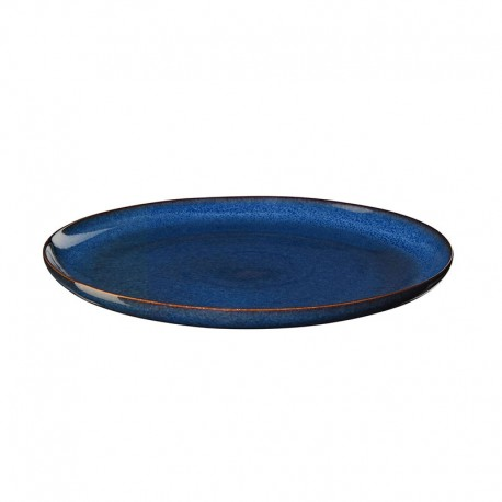 Plato Marcador Ø31cm Azul Medianoche- Saisons - Asa Selection ASA SELECTION ASA27181119