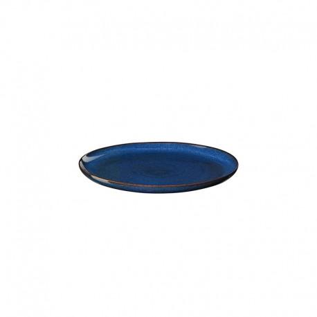 Plato de Postre Ø21cm Azul Medianoche - Saisons - Asa Selection ASA SELECTION ASA27141119