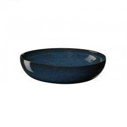 Plato para Pasta Ø21cm Azul Medianoche - Saisons - Asa Selection