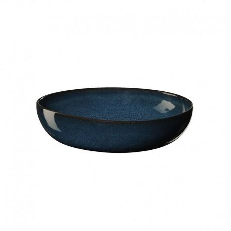 Plato para Pasta Ø21cm Azul Medianoche - Saisons - Asa Selection ASA SELECTION ASA27231119