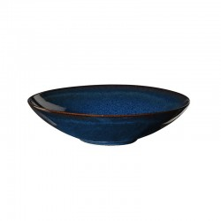 Plato Gourmet Ø23cm Azul Medianoche - Saisons - Asa Selection