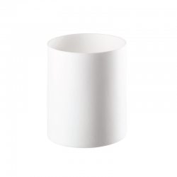 Linterna Porcelana Ø6,5cm Blanco – Bright - Asa Selection