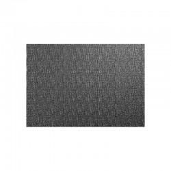 Mantel Individual 46cm Gris - PVC Woven - Asa Selection