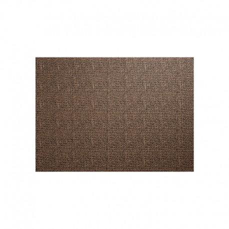 Mantel Individual 46cm Marrón - PVC Woven - Asa Selection ASA SELECTION ASA78013076