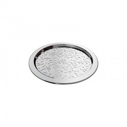 Bottle Coaster - Dressed Silver - Alessi