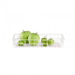Cesto de Cocina Blanco 30cm - Baskets - Asa Selection