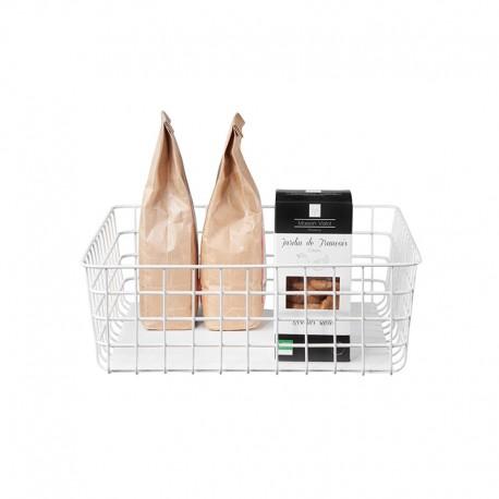 Cesto de Cocina Blanco 30x30cm - Baskets - Asa Selection ASA SELECTION ASA99211950