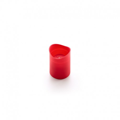 Set de 8 Vasos para Galletas – Cookie Glass Rojo - Lekue LEKUE LK0200200R14