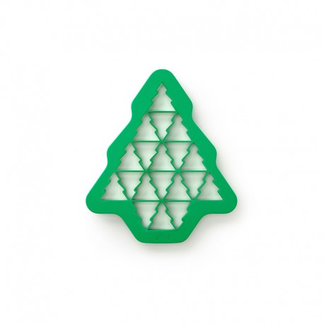 Christmas Tree Cookie Cutter Green - Lekue LEKUE LK0200180V13