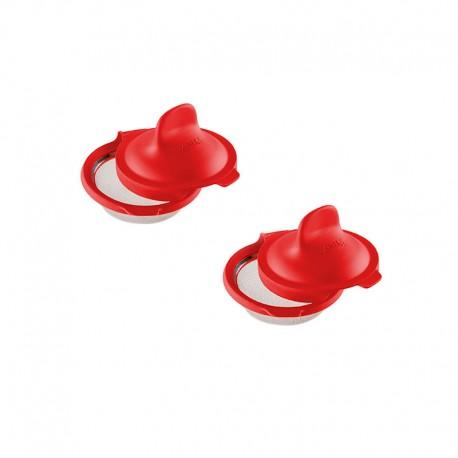 Escalfadores de Huevos 2Un - Rojo - Lekue LEKUE LK3402900R01U009