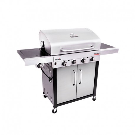Gas Barbecue - Performance 440S Silver - Charbroil CHARBROIL CB140790