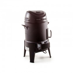 Barbecue a Gás 3 em 1 – The Big Easy Preto - Charbroil CHARBROIL CB140678